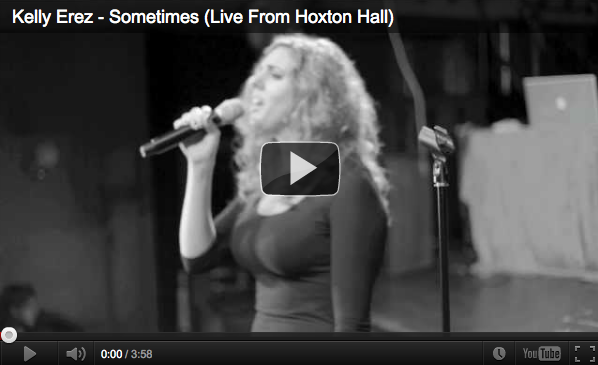 Watch 'Sometimes' Live From Hoxton Hall