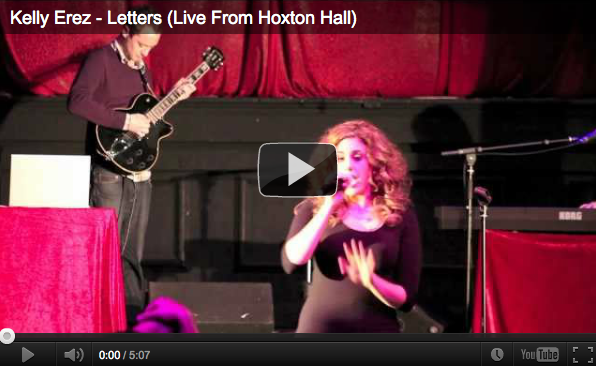 Watch 'Letters' Live from Hoxton Hall